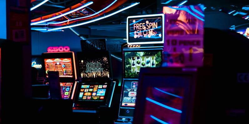 Ночь - лучшее время для игры в игровые автоматы в казино